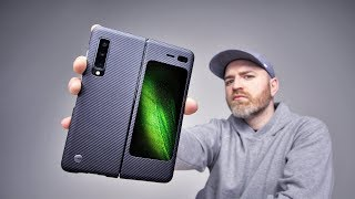 Samsung Galaxy Fold - What About Cases?