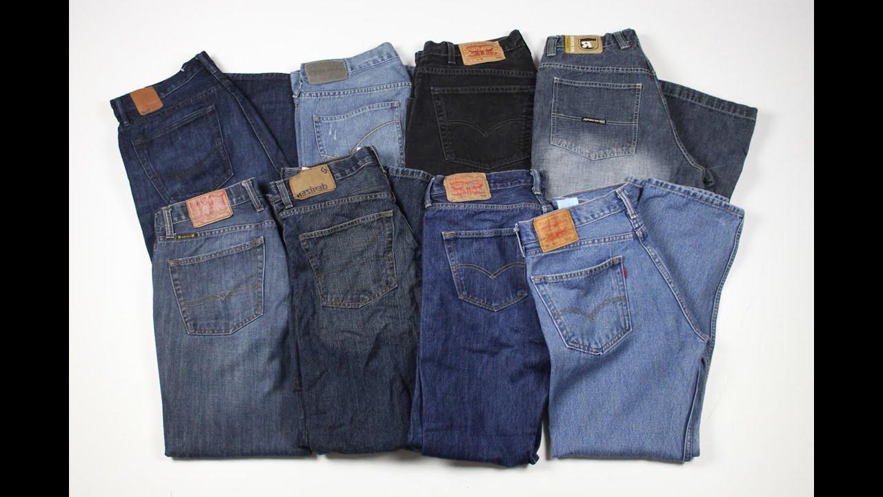 Jeans de Marca Levis y otras. Ropa Usada Calidad Premium Mayoreo ...