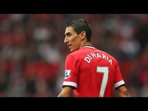 "Angel ""Fideo"" Di Maria | Mejores Jugadas 2014/15 | Manchester United"