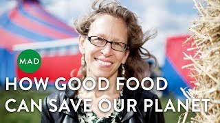 How Good Food Can Save Our Planet   Dr. Molly Jahn