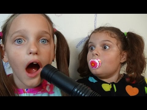 Thumbnail: Bad Baby Victoria Vacuum Attacks Annabelle & Crybaby Daddy Toy Freaks Babies