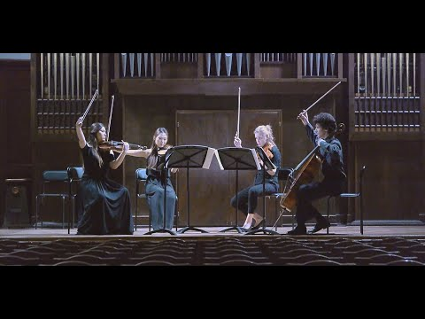 Бедржих Сметана. Квартет №2 JB 1:124 / Bedřich Smetana's String Quartet No.2