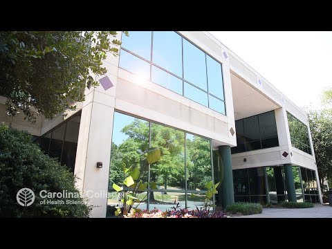 Welcome To The New Home Of Carolinas College Of Health Sciences!