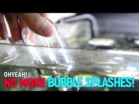 Bubble Splashes FIXED FOREVER!