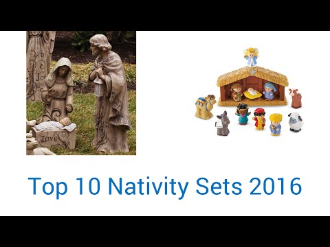 10 Best Nativity Sets 2016