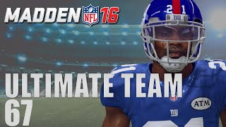 Madden 16 Ultimate Team - Golden Ticket Landon Collins! Ep.67