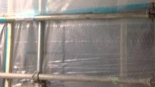 Asbestos class 1 3 stage decon