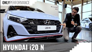 2021 Hyundai i20N REVIEW first-look at the small hot hatch 204 hp - OnlyPerformance car reviews
