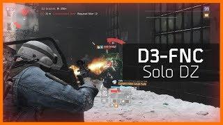 The Division   Quick D3-FNC solo in the Dark Zone (1.8.2)