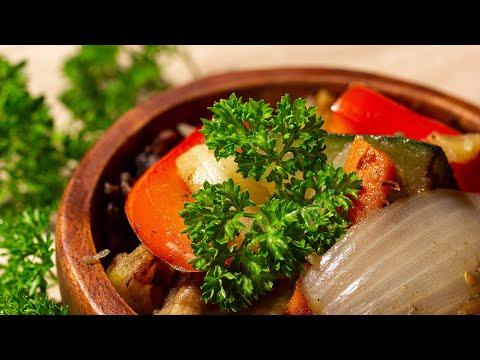 ???? Gemüse-Kartoffelpfanne