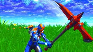 *NEW* CRIMSON AXE (Pickaxe) SOUND TEST! Fortnite Battle Royale