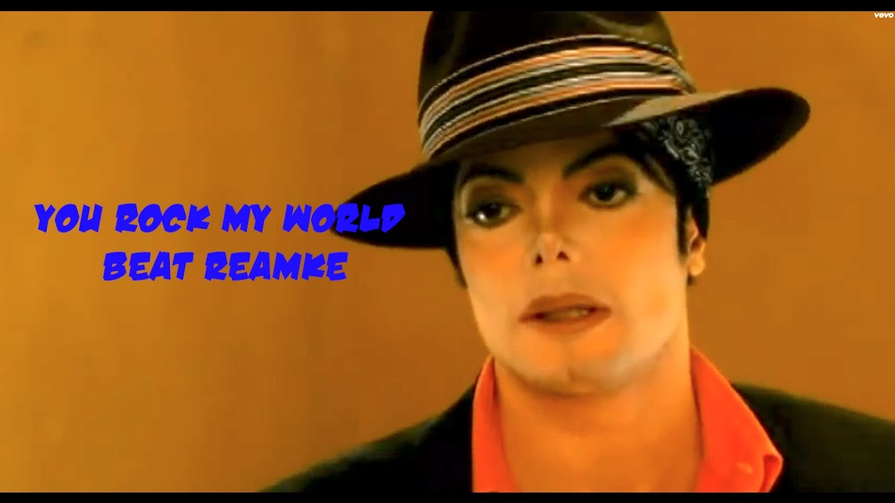 Michael Jackson You Rock My World (Beat Remake) - YouTube
