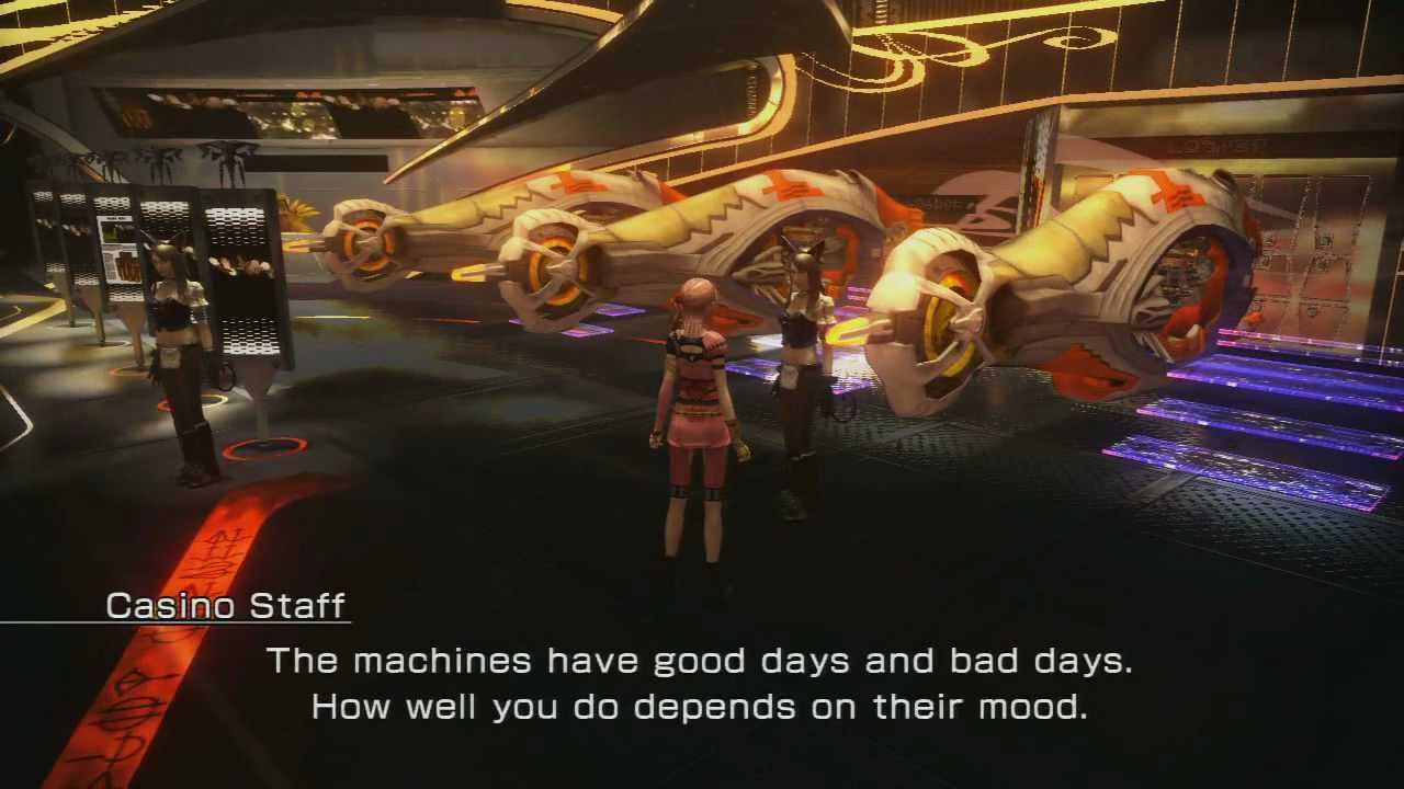 Ffxiii-2 slot machine glitch