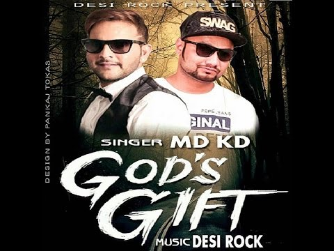 GOD'S GIFT BY MDKD LATEST HARYANVI SONG 2016
