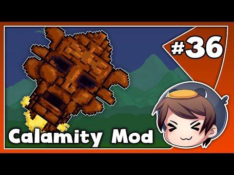 MORE BOSSES!! // Calamity Expert Playthrough // Ep. 36 // Terraria 1.3.5