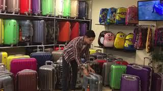 видео Где купить чехол для чемодана в интернет магазине