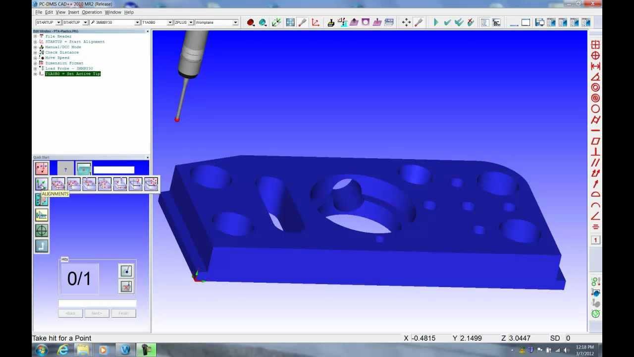 manual pcdmis quickstart demo youtube rh youtube com pc dmis 2013 user manual pc dmis 2015 user manual