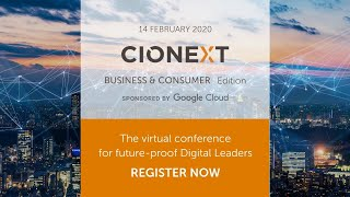 CIONEXT & ECOTY 2020 News with Hendrik Deckers & Nils Fonstad