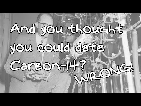 Richard Dawkins - Dating The Earth - Dendrochronology from YouTube · Duration:  5 minutes 1 seconds