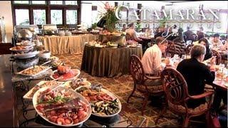 Sunday Brunch at the Catamaran Resort Hotel and Spa