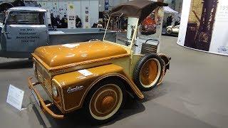 1949 Wendax WL 250 - Exterior and Interior - Hamburg Motor Classics 2018