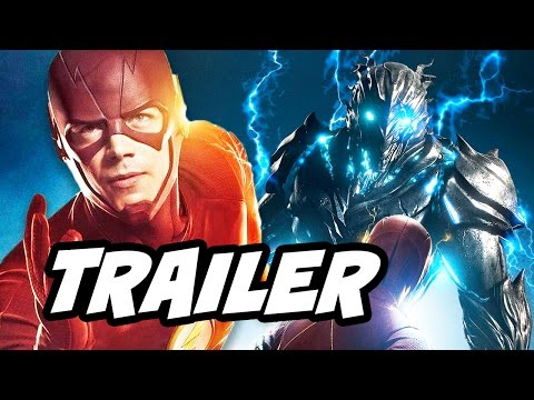 The Flash 3x20 Promo - Who Is Savitar Revealed