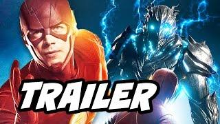 The Flash 3x20 Promo - Who Is Savitar Revealed
