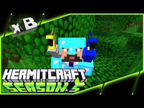 PARROTS! :: HermitCraft Season 5 :: Ep 56