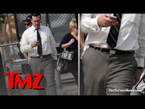 Songs About Dongs ... With Jon Hamm! | TMZ