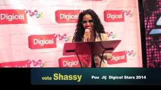 Shassy - Digicel Stars