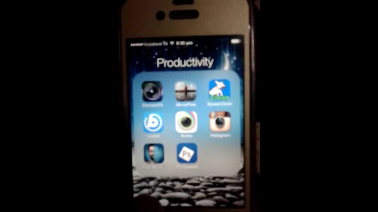 what are the top iphone 4s apps
