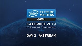 LIVE: ENCE vs. Winstrike- IEM Katowice 2019 Challengers Stage - Day 3 A-Stream