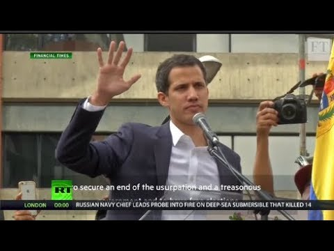 Venezuelan corruption scandal tied to Guaido