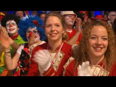Die Filderer - Showtanz und Tanzmariechen bei Schwäbische Fasnet Donzdorf 2017