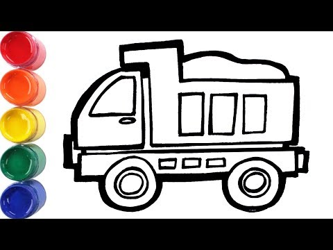 toy-truck-coloring-|-toy-car-coloring-|-toy-art-color-|-coloring-video-|-mini-art-kids
