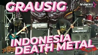 GRAUSIG Live at Sulung Extreme Fest #4