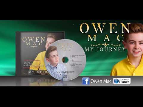 Owen Mac My Journey Album Advertisement