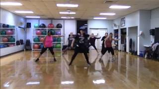 JCY & Sisqo - Thong song ~ Zumba®/Dance Fitness ~ Bachata