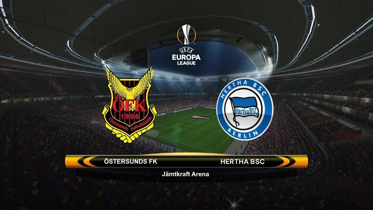 Östersunds FK vs Hertha BSC | 28/09/2017 | UEFA Europa league 2017/2018 - YouTube