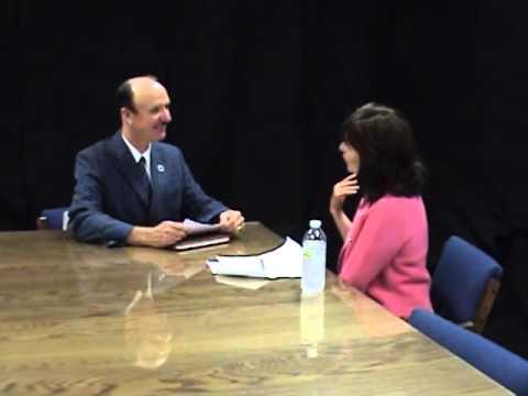 Interview with Sue Scherer