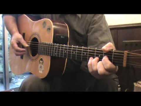 How to play John Prine - Speed of the...