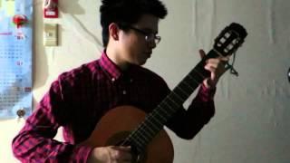 Huyền thoại mẹ Guitar solo