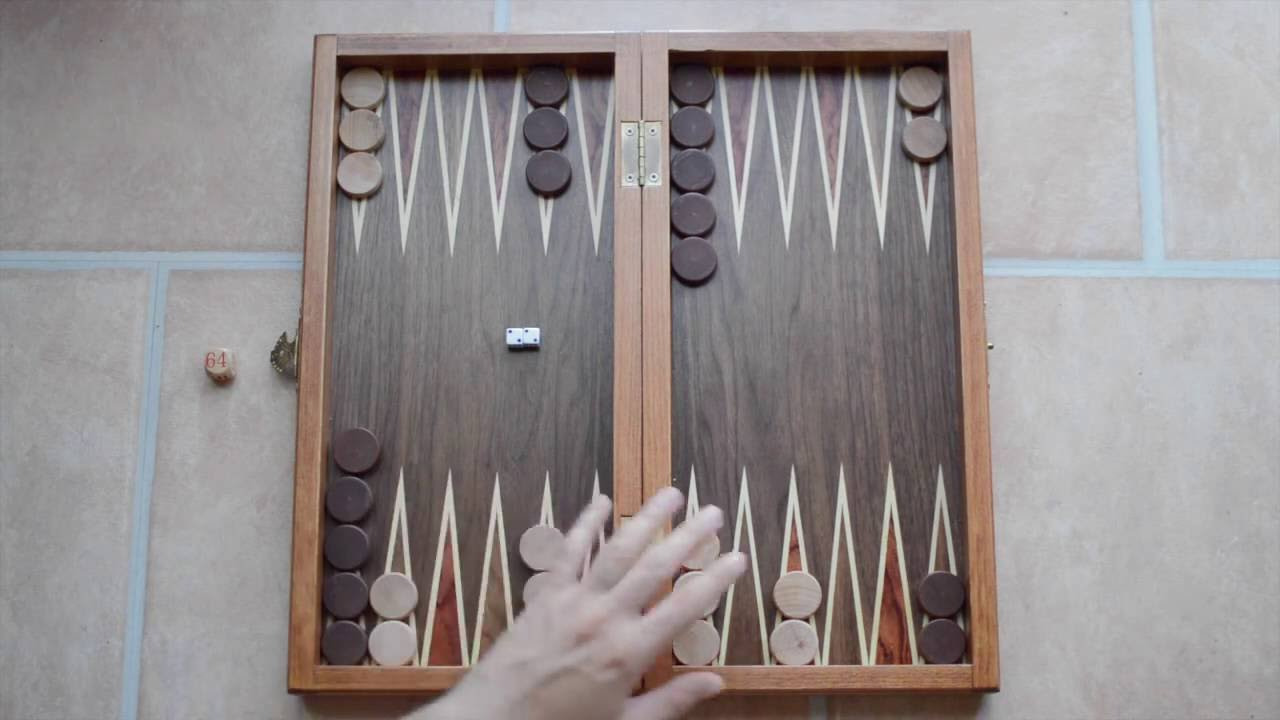 Backgammon Tavla