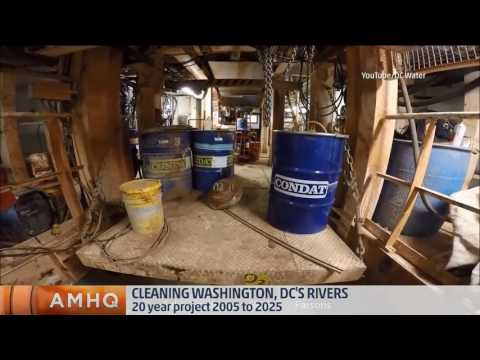 Cleaning Washington, DC's Rivers