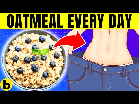 Eating Oatmeal Every Day Does This To Your Body from YouTube · Duration:  8 minutes 19 seconds