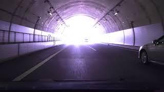 4K E1A新東名高速道路 愛知県区間 上り 等速 豊田JCT→豊田東JCT→浜松いなさJCT thumbnail