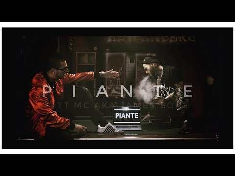 JAMES BONG : PIANTE (OFFICIAL VIDEO)