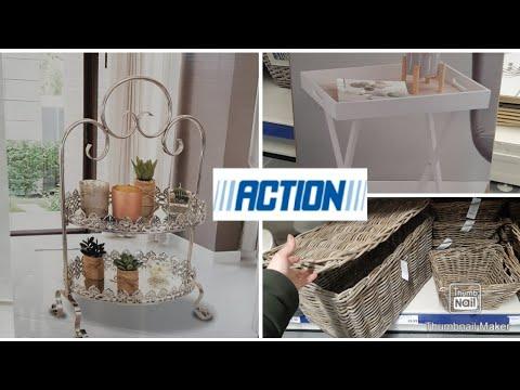 ACTION ARRIVAGE LA DECORATION MARDI 4 FÉVRIER