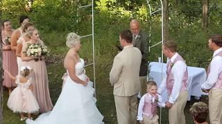 The Wedding Ceremony...