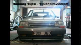 Renault 5 GT turbo story Part 1